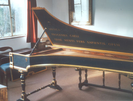 Goble Harpsichords